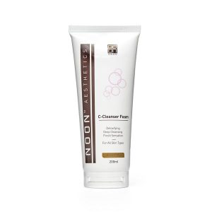 C Foam Cleanser